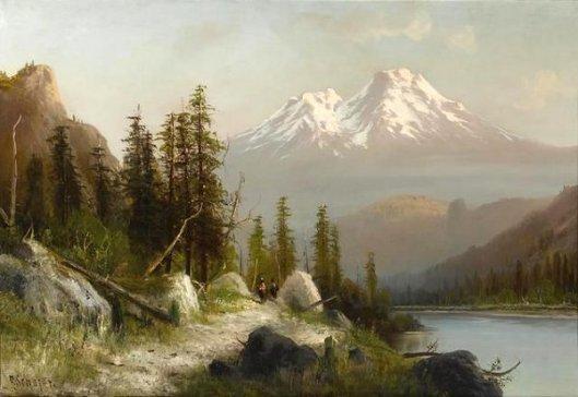 Morning On Mount Shasta