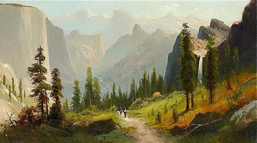 Morning, Yosemite Valley
