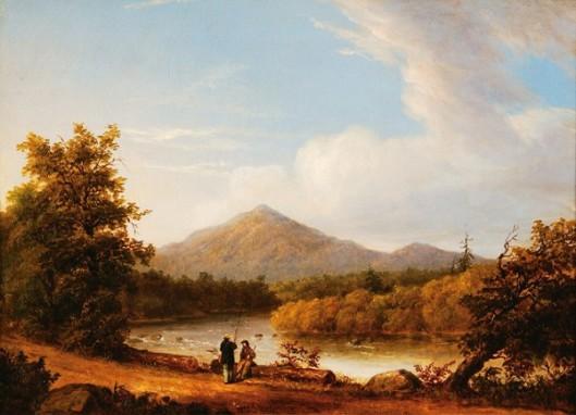 Mount Jefferson, Peabody River