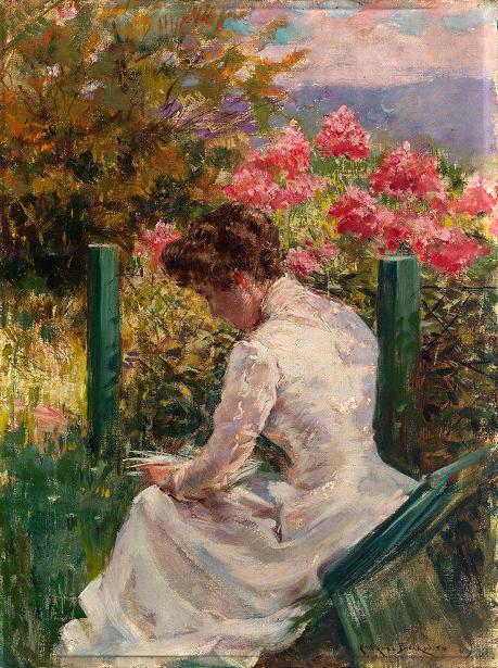 Mrs. Clifford Richardson Reading