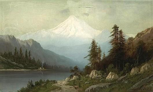 Mt. Baker, British Columbia