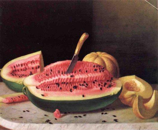Ripe Melons