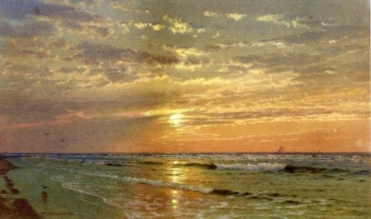 Sunrise, Atlantic City