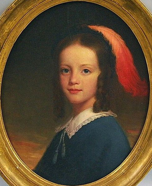The Artist's Sister, Annah Young