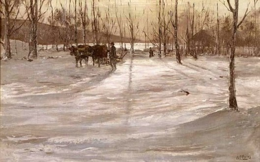 Winter Afternoon