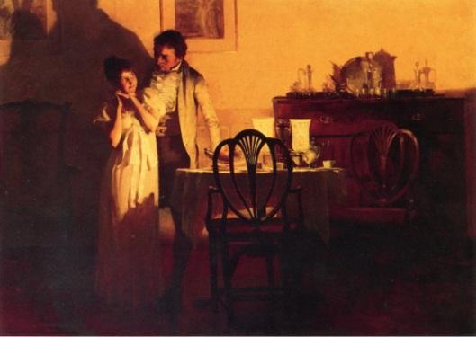 A Candlelight Romance