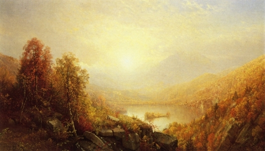 Image result for autumn in the mountains lanman