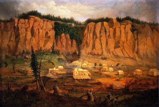Cliff Mine