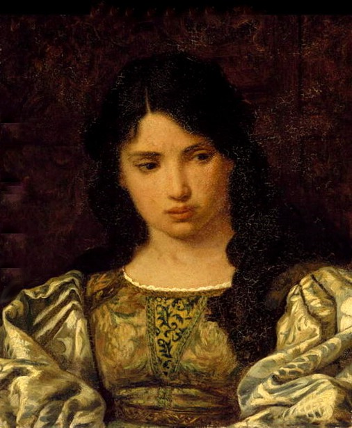 Eugenia - Head Of A Roman Girl