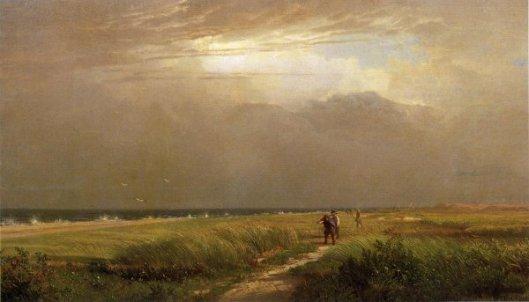 Men On The Shore
