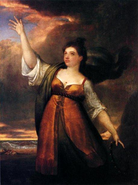 Miriam The Prophetess (Miriam Clarke Mason)