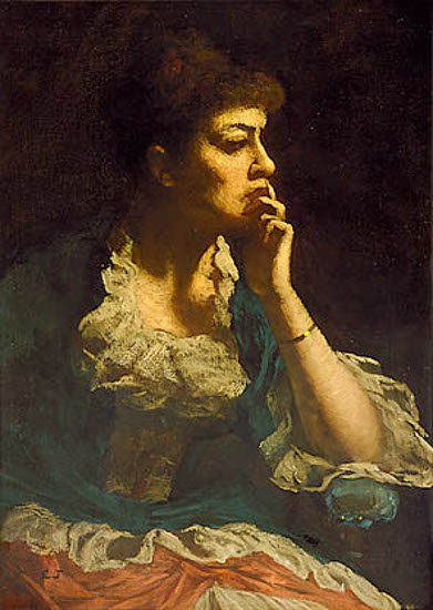 Mrs. Eastman Johnson