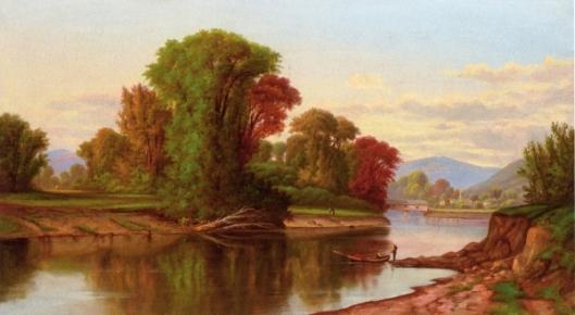 Ohio River Valley Landscape