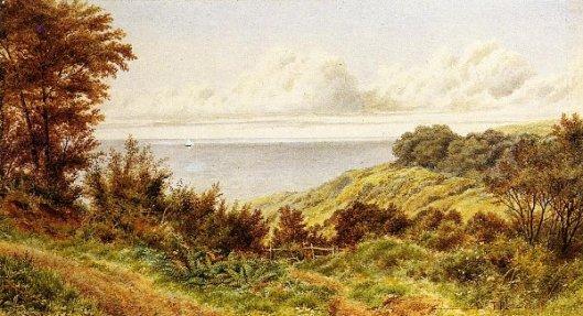 Overlooking The Coast