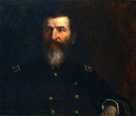 Portrait of Brother Philip Carrigan Johnson Jr