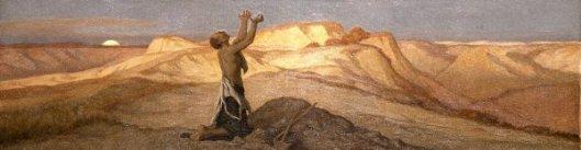 Prayer For Death In The Desert