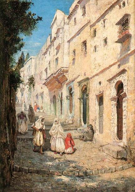 Rue de la Casbah, Algiers