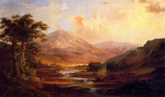 Scotch Landscape