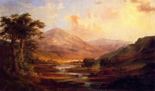 Scotch Landscape