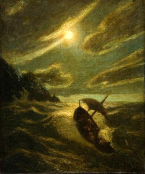 Sea Tragedy