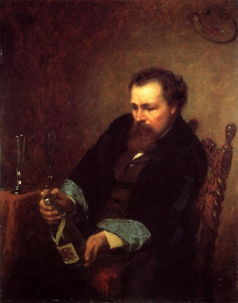 Self Portrait 1863