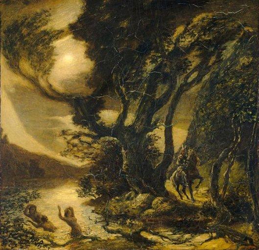 Siegfried And The Rhine Maidens