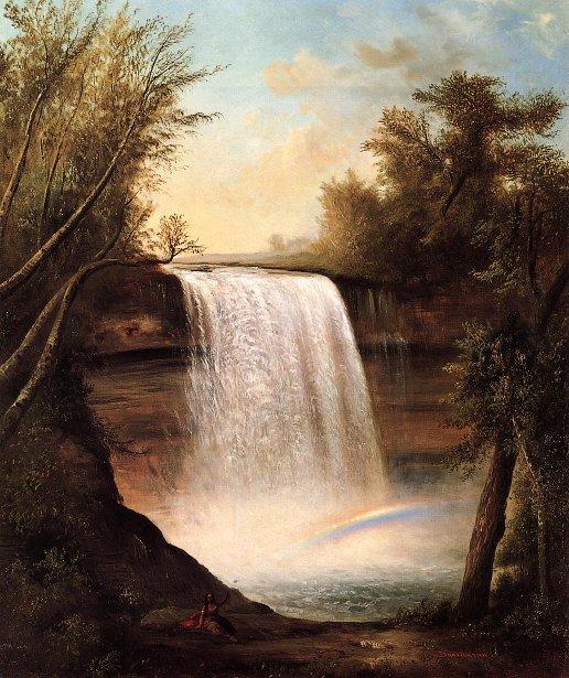 The Falls Of Minehaha