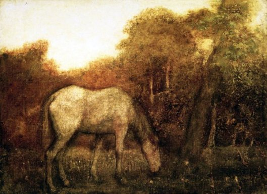 The Grazing Horse