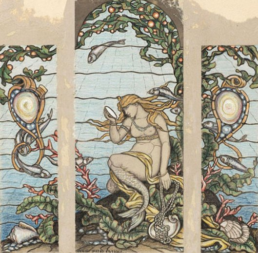 The Mermaid Window