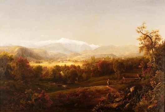 The North Conway Valley