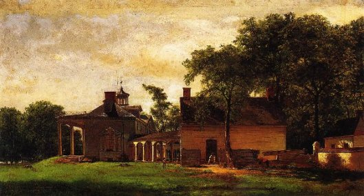 The Old Mount Vernon