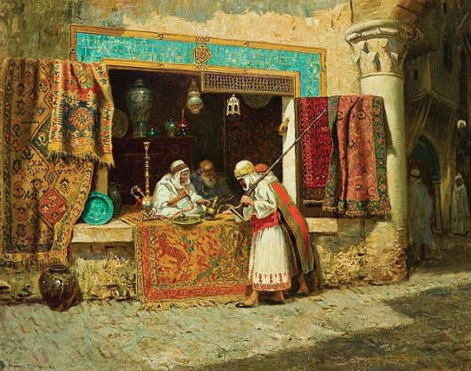 The Oriental Shop