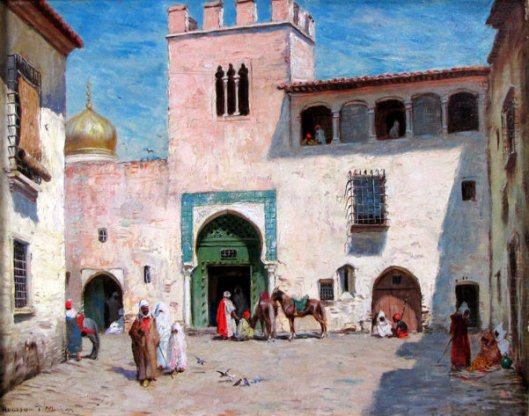 The Palace After Basha