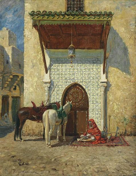 The Pasha's Door