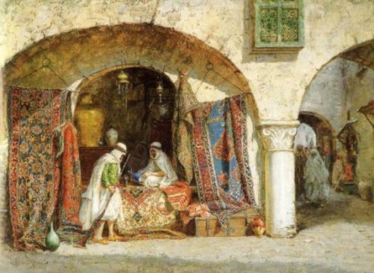 The Turkish Vase
