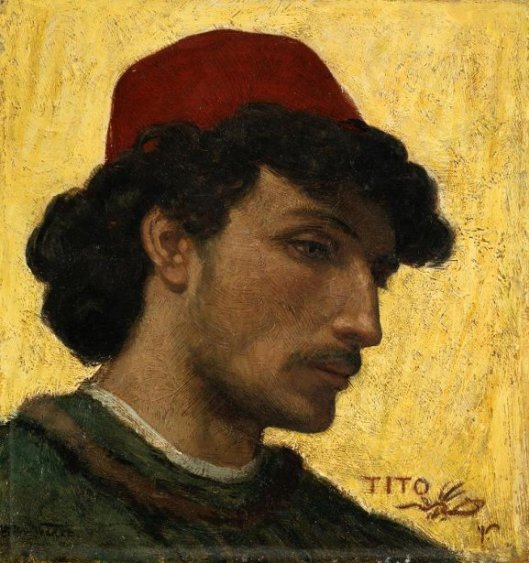 Tito - Portrait Of A Young Italian Man