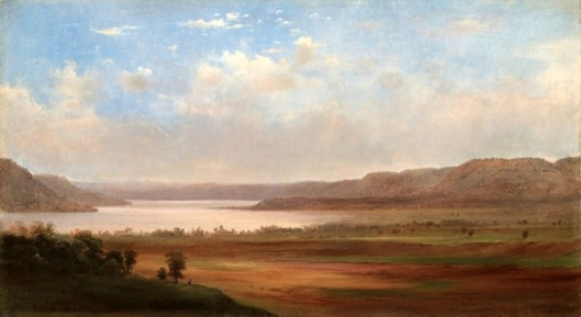View Of Lake Pepin, Minnesota