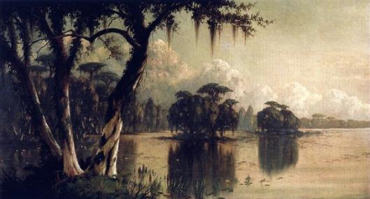 Achafalaya River