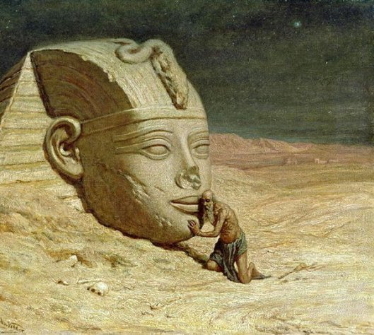 Listening To The Sphinx