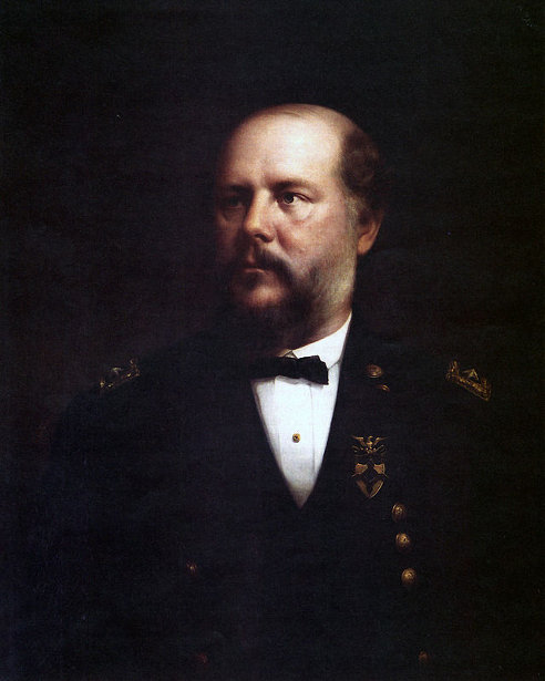 Major General John McAllister Schoefield