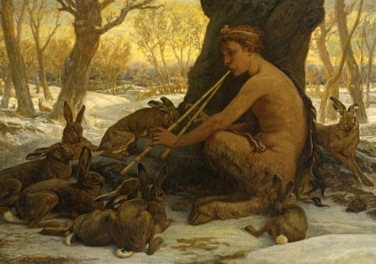 Marsyas Enchanting The Hares