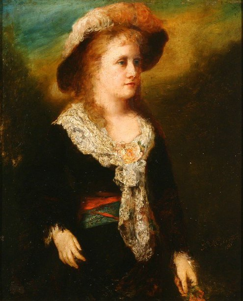 Mrs. James Carroll Frazer (née Van Rensselaer)