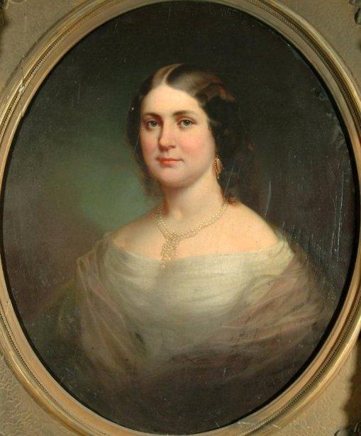 Mrs. Thomas Hill (Charlotte Matilda Hawkes)