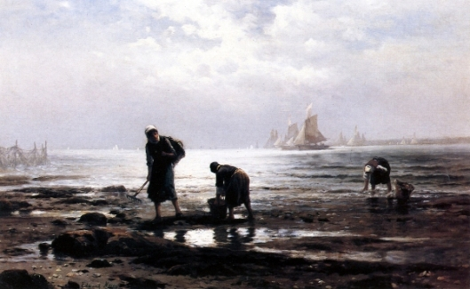 Oyster Gatherers