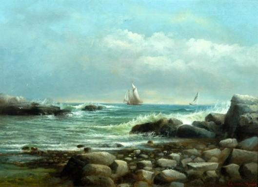 Passing Sails