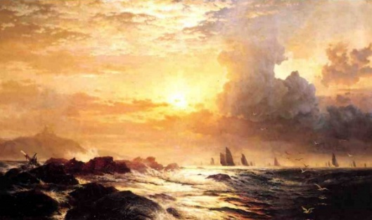 Ships At Sea