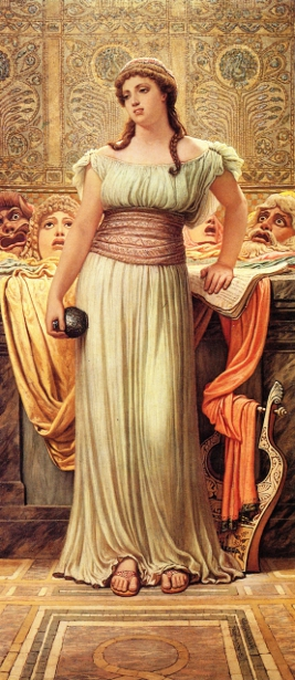 The Greek Actor's Daughter