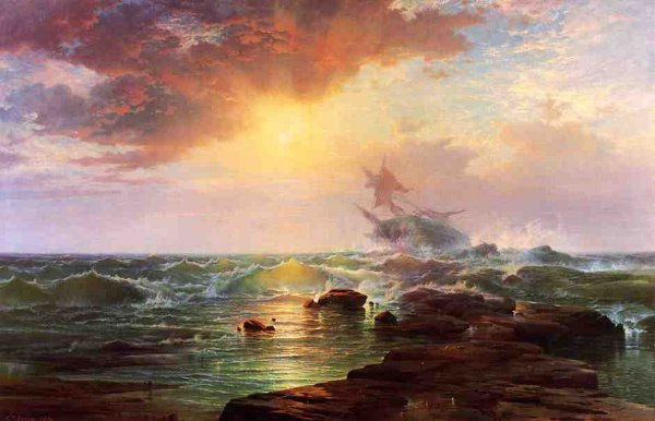 edward moran 1829 � 1901 american gallery 19th century