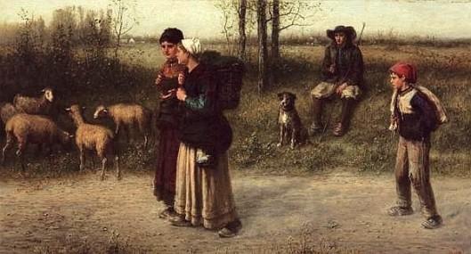 A Breton Pastoral
