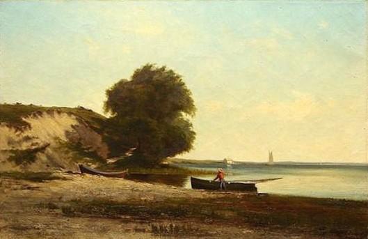 Along The Shore, Newbury Port